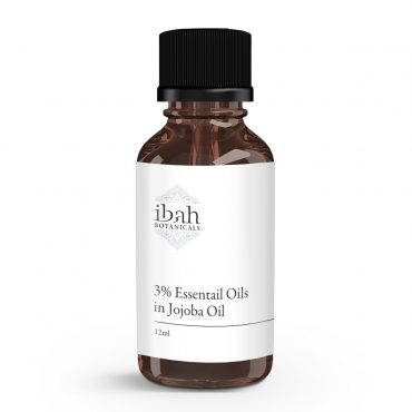 3% Essentail Oils in Jojoba Oil